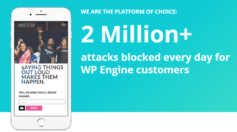 WP Engine Hosting Security